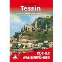 Rother Wandelgids Tessin - Ticino