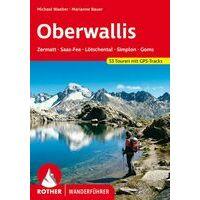 Rother Wandelgids Oberwallis