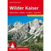 Rother Wandelgids Wilder Kaiser