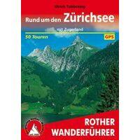 Rother Wandelgids Rund Um Den Zürichsee