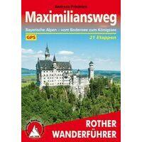 Rother Wandelgids Maximiliansweg