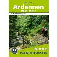 Rother Nederlandstalig Wandelgids Ardennen - Hoge Venen