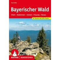 Rother Wandelgids Bayerischer Wald