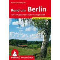 Rother Wandelgids Rund Um Berlin