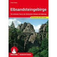 Rother Wandelgids Elbsandsteingebirge