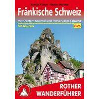 Rother Wandelgids Fränkische Schweiz