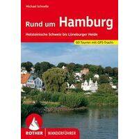Rother Wandelgids Rund Um Hamburg