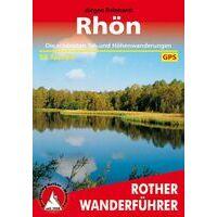 Rother Wandelgids Rhön