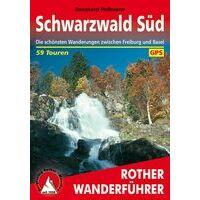 Rother Wandelgids Schwarzwald Süd