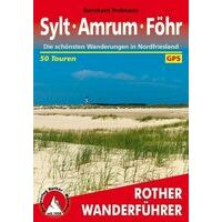 Rother Wandelgids Sylt - Amrum - Föhr