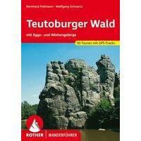 Rother Wandelgids Teutoburger Wald