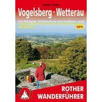 Rother Wandelgids Vogelsberg Wetterau