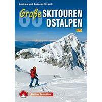 Rother 60 Grosse Skitouren Ostalpen