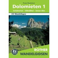 Rother Nederlandstalig Wandelgids Dolomieten 1