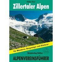 Rother Alpenvereinsführer Zilllertaler Alpen