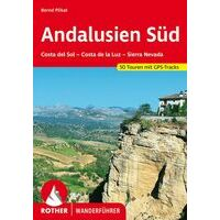 Rother Wandelgids Andalusien Süd