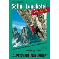 Rother Alpenvereinsführer Extrem Sella-Langkofel