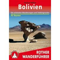 Rother Wandelgids Bolivia