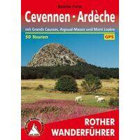 Rother Wandelgids Cevennen Ardèche