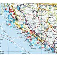 Rother Wandelgids Dalmatië
