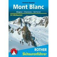 Rother Skitourenführer Mont Blanc