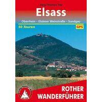 Rother Wandelgids Elsass - Elzas