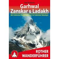 Rother Wandelgids Garhwal Zanskar Ladakh