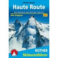 Rother Skitourenführer Haute Route