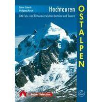 Rother Trekkinggids Hochtouren Ostalpen