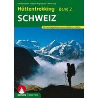 Rother Hüttentrekking Band 2 Schweiz