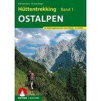 Rother Hüttentrekking Band 1 Ostalpen