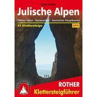 Rother Klettersteige Julische Alpen