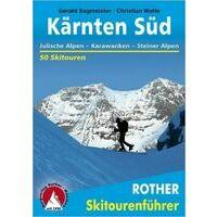 Rother Skitourenführer Kärnten Süd