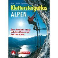 Rother Klettersteigatlas Alpen