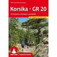 Rother Wandelgids Corsica GR20