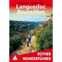 Rother Wandelgids Languedoc - Roussillon