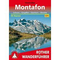 Rother Wandelgids Montafon