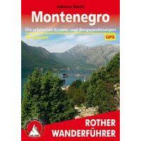 Rother Wandelgids Montenegro