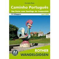 Rother Nederlandstalig Wandelgids Caminho Português