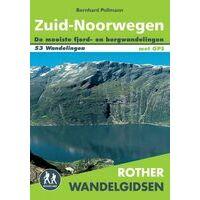 Rother Nederlandstalig Wandelgids Zuid-Noorwegen