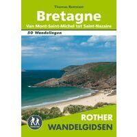 Rother Nederlandstalig Wandelgids Bretagne