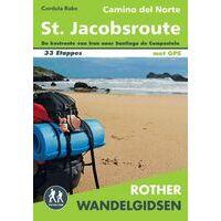 Rother Nederlandstalig Wandelgids Camino Del Norte - Kustroute Santiago