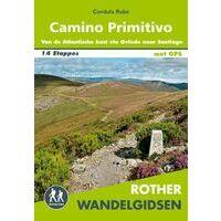 Rother Nederlandstalig Wandelgids Camino Primitivo