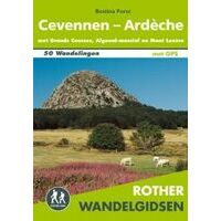 Rother Nederlandstalig Wandelgids Cevennen-Ardechè