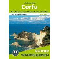 Rother Nederlandstalig Wandelgids Corfu - Korfoe