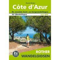 Rother Nederlandstalig Wandelgids Côte D'Azur