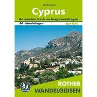 Rother Nederlandstalig Wandelgids Cyprus