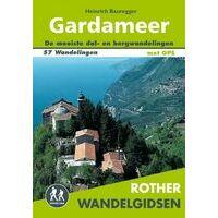 Rother Nederlandstalig Wandelgids Gardameer