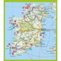 Rother Nederlandstalig Wandelgids Ierland