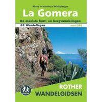 Rother Nederlandstalig Wandelgids La Gomera (NL)